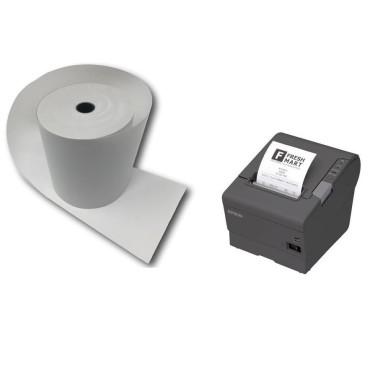 imprimante-ticket-de-caisse- bobine thermique 80 x 80x 12 univers graphique 80x80x12 bobine de caisse rouleau de caisse